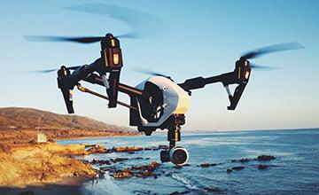 CrystalSky совместим с самыми популярными дронами DJI