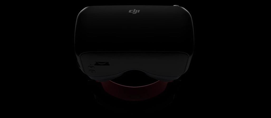 DJI Goggles Racing Edition. Полный контроль за безграничным полетом