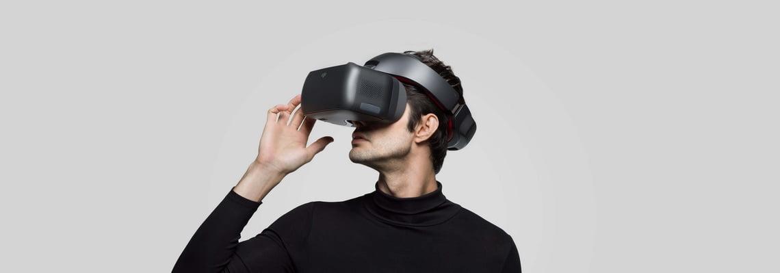 DJI Goggles Racing Edition. Разные антенны для разных полетов