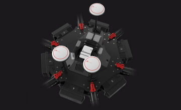 Повышенная надежность с помощью полетного контроллера A3 Pro