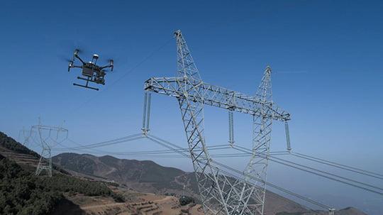 Мониторинг объектов энергетики