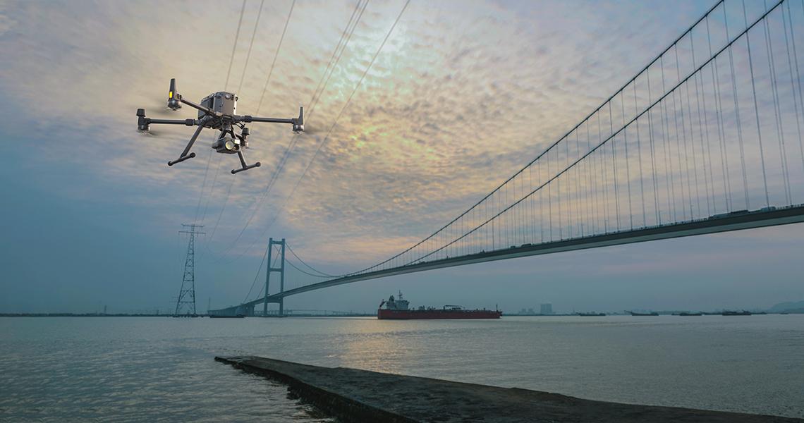 Matrice 300 RTK. Новое слово в производстве промышленных дронов