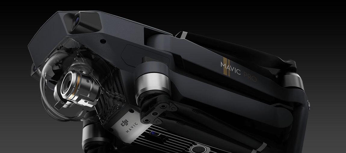 Mavic Pro. Компактный и мощный дрон нового поколения