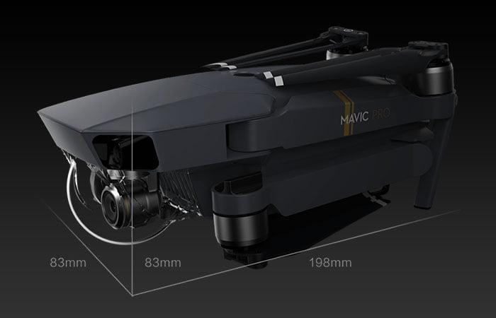 Карманный дрон