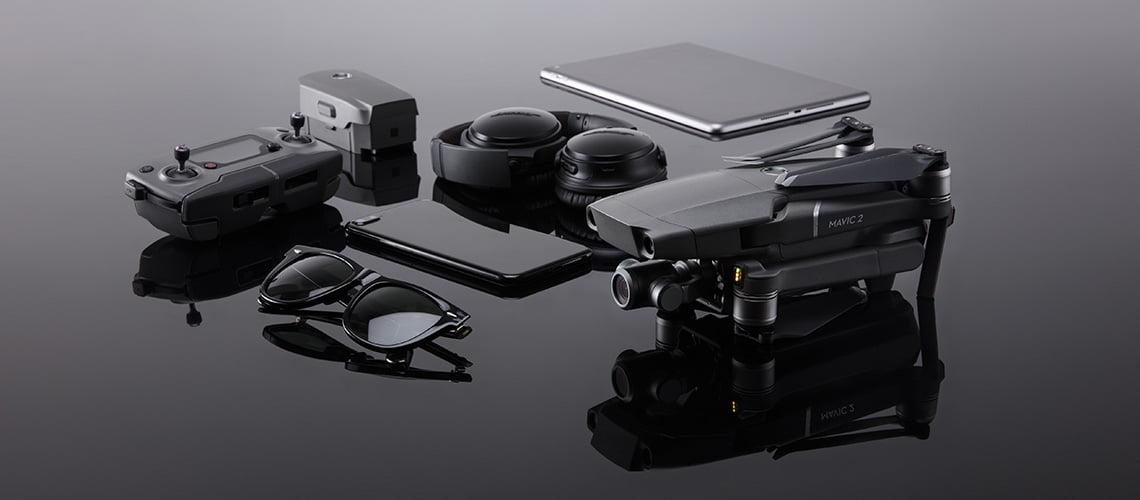 Mavic 2 Zoom. Идеальная летающая камера