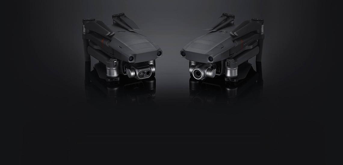 Mavic 2 Enterprise Dual. Двойное зрение - двойная эффективность