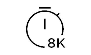 Гиперлапс 8K