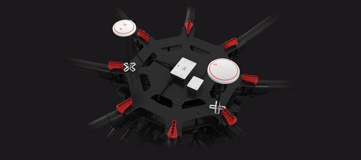Полетный контроллер N3. Расширение блока навигации