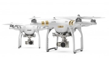 Отличия квадрокоптера Phantom 3 Standard от Phantom 3 Advanced и Pro