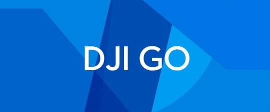 Мультифункциональное приложение DJI GO