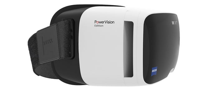 PowerVision PowerRay. Очки ZEISS VR ONE Plus