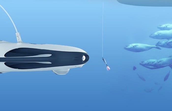 PowerVision PowerRay. Погрузитесь в красоту подводного мира