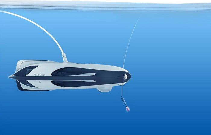 PowerVision PowerRay. Революционная рыбалка