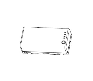 Аккумулятор Intelligent Battery WB37