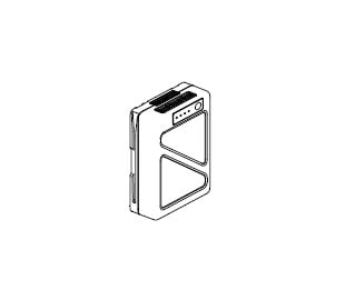 Аккумулятор Intelligent Flight Battery TB50-M200