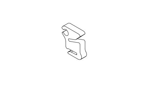Запасная лопатка пропеллера