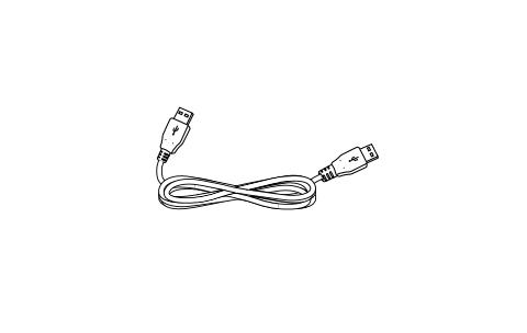 Кабель USB (с 2 портами типа A)