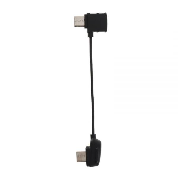 Кабель со стандартным Micro USB разъемом для пульта д/у Mavic (Part 3)