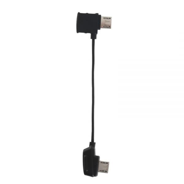 Кабель со стандартным Micro USB разъемом для пульта д/у Mavic/Spark (Part 3)