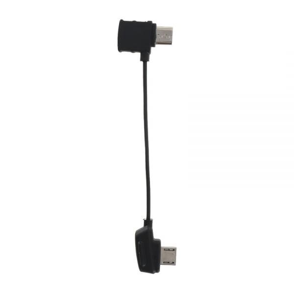 Кабель с обратным Micro USB разъемом для пульта д/у Mavic (Part 4)