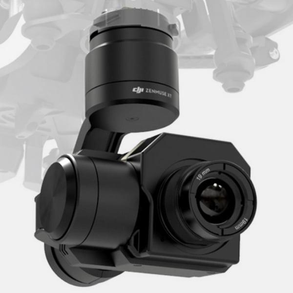 Подвес Zenmuse XT ZXTA6SP с камерой