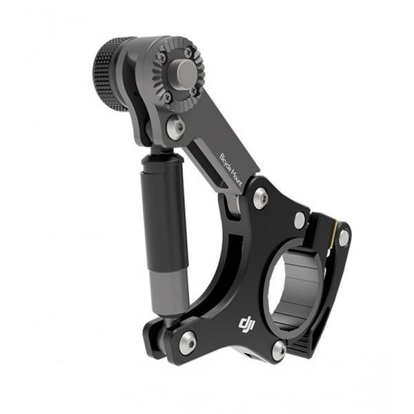 DJI Крепление OSMO на руль мотоцикла/велосипеда/трубу part2