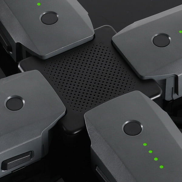 Зарядный хаб (расширенная версия) для аккумуляторов Mavic (Part 8)