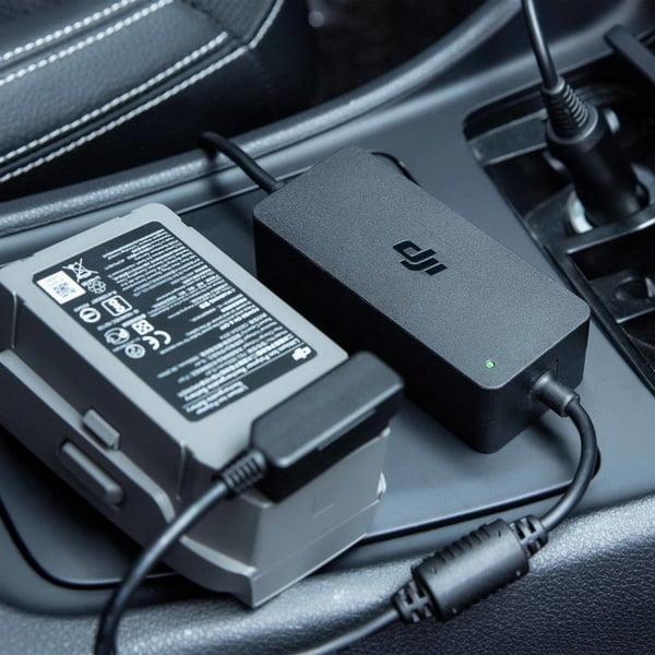 Автомобильное зарядное устройство для Mavic 2 (Part 11)