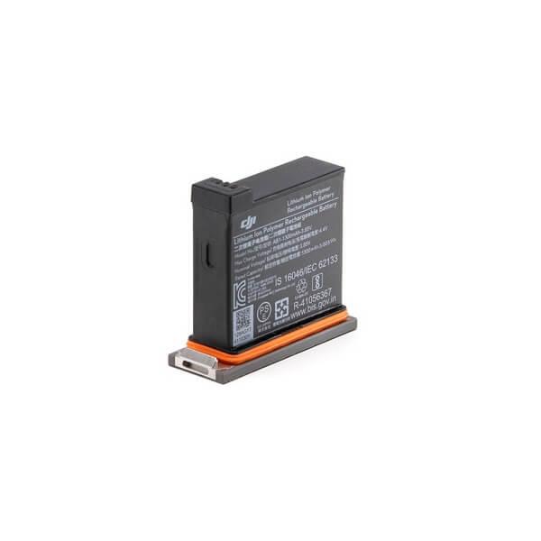 Аккумулятор с кейсом для DJI Osmo Action (Part 1)