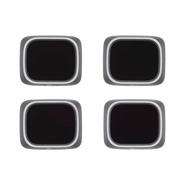 Набор нейтральных фильтров (ND64/128/256/512) для DJI Air 2S