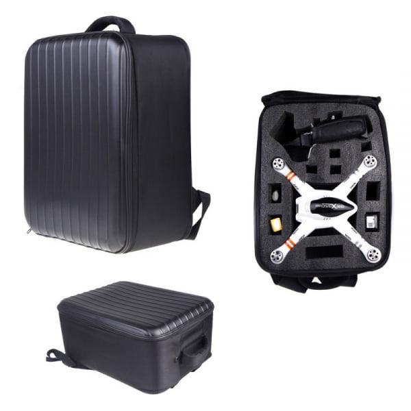 Рюкзак Skymec Case повышенной прочности для DJI Phantom 2/V/V+ X400 FPV (Цвет: черный)