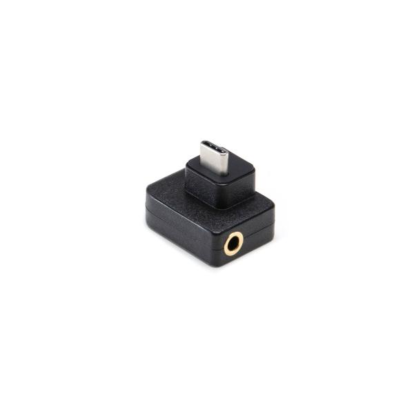 Двойной адаптер 3,5 мм / USB-C CYNOVA для Osmo Action