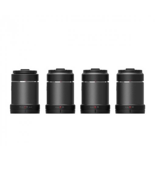 Комплект объективов Zenmuse X7 DL/DL-S Lens