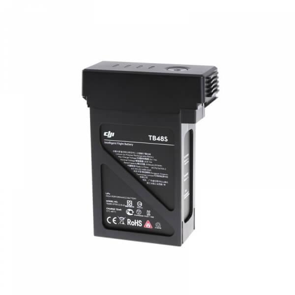 Интеллектуальный аккумулятор TB48S для MATRICE 600 (Part 10)