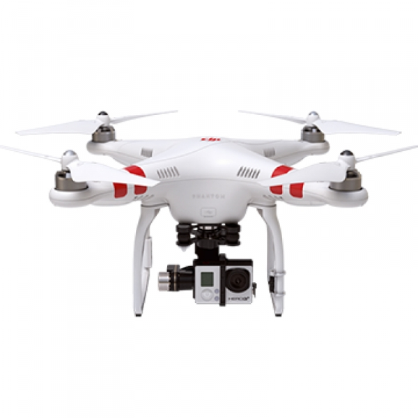 Комплект Skymec-5 DJI Phantom 2 v.2 + h3-3d + Lightbridge