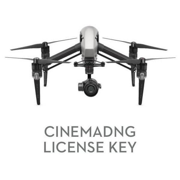 Лицензионный ключ CinemaDNG License Key