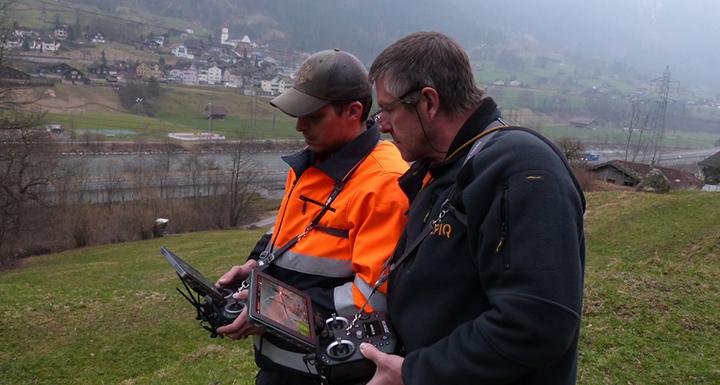 Как снизить время простоя линий электропередач с помощью дронов DJI?