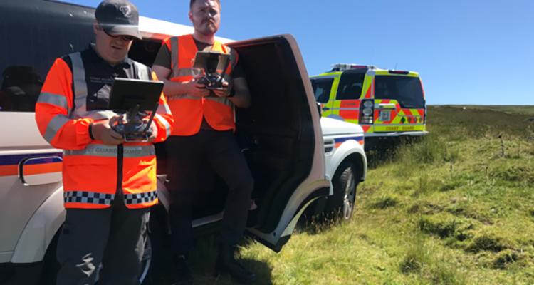 Новые подходы к использованию дронов в спасательных операциях