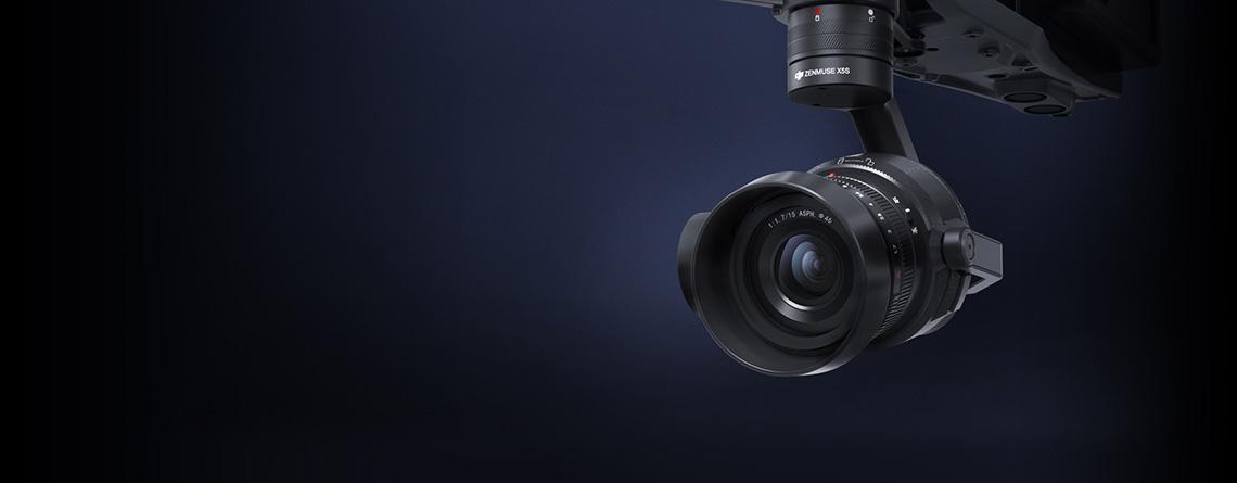 Подвес с камерой Zenmuse X5S