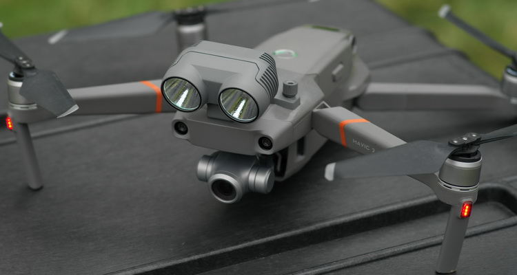 DJI Mavic 2 Enterprise. Mavic 2 Enterprise для American Airlines